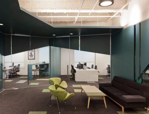 Nova sede da instituição financeira Cetelem